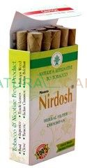 Nirdosh Herbal Cigarettes - 90 Packs