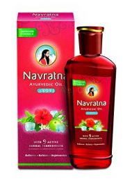 Navratna Ayurvedic oil cool