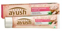 Lever Ayush Whitening Toothpaste With Rock Salt