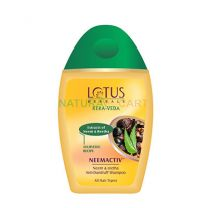 Lotus Herbal Kera-Veda Neem Active Neem And Reetha Anti Dandruff Shampoo