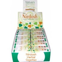 Nirdosh Herbal Cigarettes - 2 packs