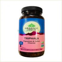 Organic India  Triphala 250 Capsule Bottle