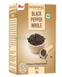 Patanjali Black Pepper Whole