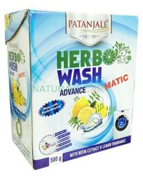 Patanjali herbo Wash Advance Matic Detergent Powder