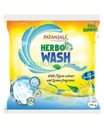 Patanjali Herbo Wash Detergent Powder