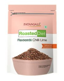 Patanjali Roasted Diet Flaxseed Chilli Lime