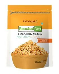 Patanjali Roasted Diet Rice Crispy Mixture