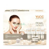 Vlcc Pearl Fairness Facial Kit
