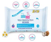 Sebamed Baby Cleansing Wipes Extra Sensitive