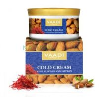 Vaadi Cold Cream With Almond Oil, Vitamin-E and Aloe Vera