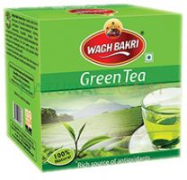 Wagh Bakri Green Tea Leaf